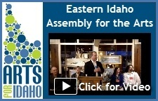 Video of speakers at Eastern Idaho Assembly for the Arts 2012